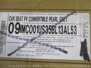 Peg Perego Car Seat PV Convertible