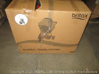 Britax B-Lively travel System
