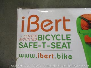 iBert Center Mounted Bicycle Safe T Seat