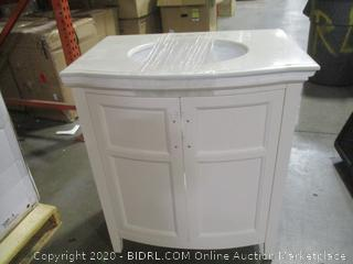 Vanity Cabinet with sink
