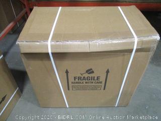 Kohler Pedestal Lav 1 Hole  Incompplete box 2 of 2 only