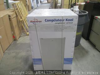 Koolatron Upright Freezer