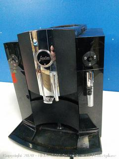 Jura IMPRESSA C9 Automatic Coffee Machine, Black (powers on, previously owned, needs cleaning) online $3,500 COME PREVIEW