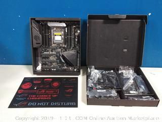 ASUS ROG ZENITH EXTREME AMD Ryzen Threadripper TR4 DDR4 M.2 U.2 X399 E-ATX HEDT Motherboard with onboard WiGig 802.11AD WiFi, USB 3.1, and AURA Sync RGB Lighting (COME PREVIEW!!!!!) online $708