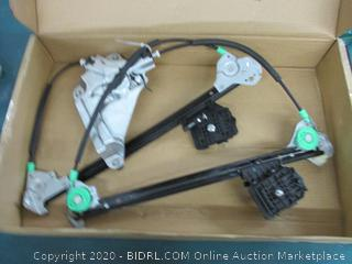 Dorman 752-258 Front Driver Side Power Window Regulator for Select ford Models
