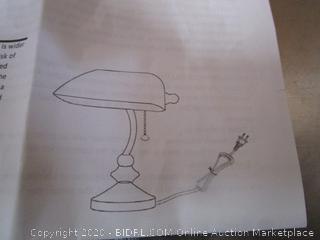 Desk Lamp (please preview)