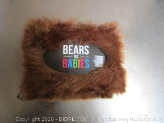 Bears vs. Babies Game