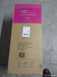 "10"" Foam Mattress"