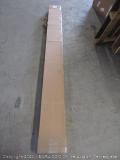 Proslat 8 Ft White Wall Set