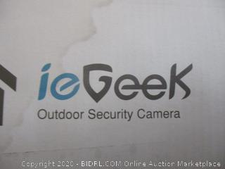 ie Geek Outdoior Security Camera