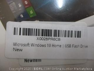 Microsoft Window 10 Home factory Sealed