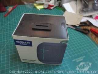 Wonderboom Ultimate Ears Portable Bluetooth Speaker