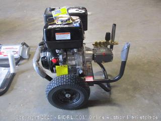 Simpson PowerShot Professional 4200 PSI (Gas-Cold Water) Pressure Washer w/ Honda GX390 Engine