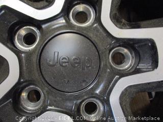 Jeep Rubicon/Gladiator Rims