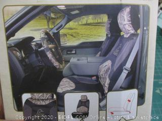Dcks Unlimited low Back Seat cover