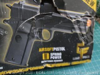 Air Soft Pistol