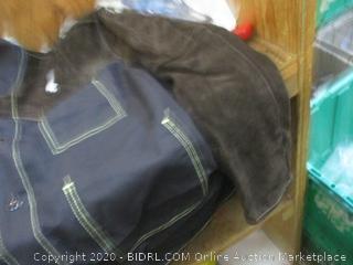 Leather welding Jacket XXX-Large