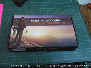 Multi Functional Tactical Trekking Pole