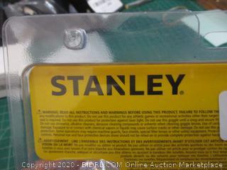 Stanley Chemical Splash goggle