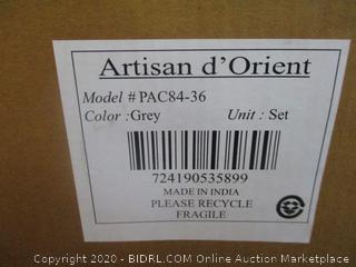 Artisan d' Orient Bowls  grey