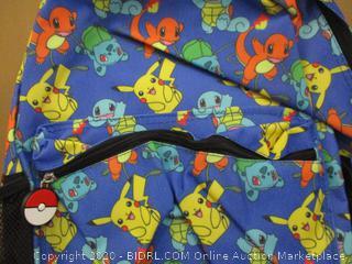 Pokemon Backpack