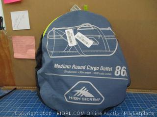 High Sierra Medium Packed Cargo Duffel