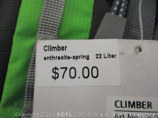 deuter backpack MSRP $70.00
