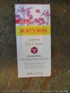 Burt's Bees Firming Eye Cream