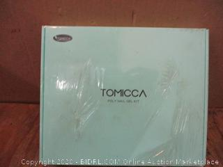 Tomicca Professional Polygel Nair Kit