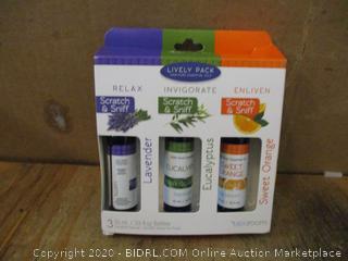 100% Pure essential Oils