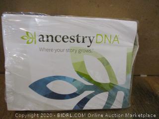 Ancestry DNA Genetic Testing Ethnicity