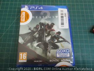 PS4 Destiny Factory Sealed