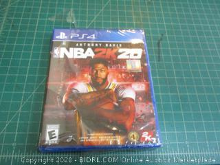 PS4 NBA 2K 20 factory Sealed
