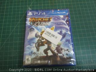 PS4 Ratchet clank factory sealed