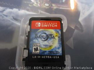 Nintendo Switch Baypnetta
