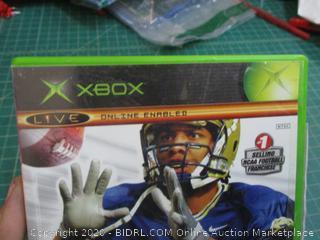 XBOX EA sports NCAA Football 2005