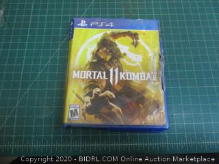 PS4 Mortal Kumbat