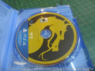 PS4 Mortal Kumbat