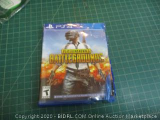 PS4 Battlegrounds