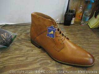 La Milano Mens winter Chukka Suede Ankle Dress Boots  Size 13