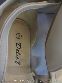womens Ballet Shoes Leather  6