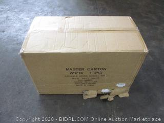 Variable Speed Scroll Saw (Sealed) (Box Damage)