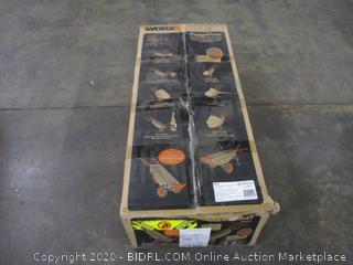 WORX Wheelbsarrow, Dolly, Planted Mover (Sealed) (Box Damage)