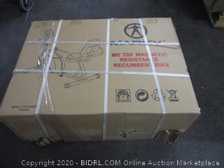 Magnetic Resistance Recumbent Bike (Sealed) ( Some Boxes May be Damaged)