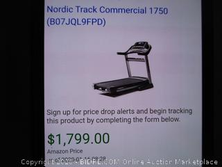 NordicTrack Commercial Treadmill (Sealed)