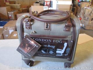 London Fog Wheeled Garment Bag