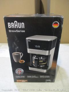 Braun BrewSense