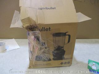 Nutribullet (Box Damage)