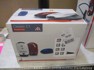 Miele Classic C1 PowerLine Canister Vacuum