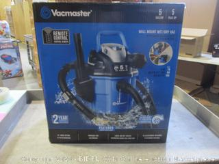 Wall Mount Wet/Dry Vac